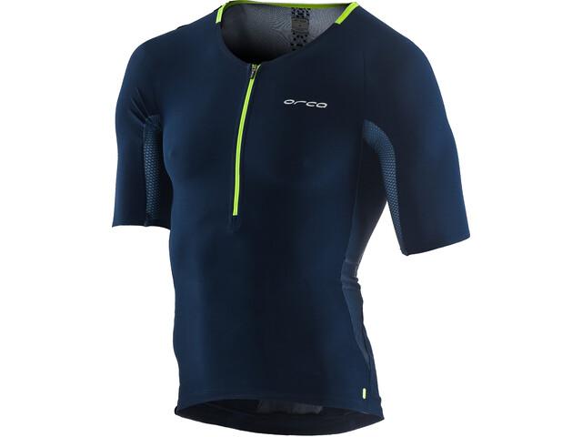ORCA 226 Perform Koszulka triathlonowa Mężczyźni, blue green